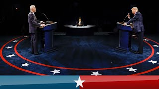 US Election 2020: Divided States - Will the final debate matter?