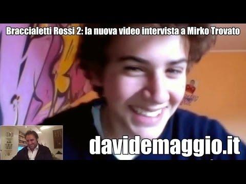 Mirko Trovato: l'intervista di Davide Maggio a Davide di Braccialetti Rossi