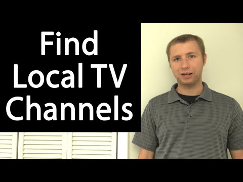 How To Locate Free OTA Antenna TV Channels In Your Area