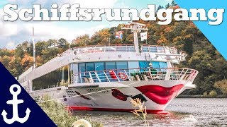 A-ROSA Flora - Schiffsrundgang - A-ROSA Flusskreuzfahrten