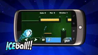 Super Stickman Golf - Android Trailer