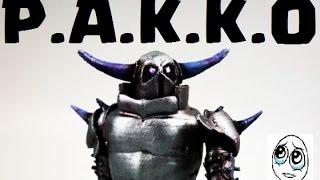 P.A.K.K.O. Historia de un abandono - Clash of Clans Enfurecido
