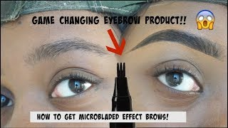 Microblading Eyebrow Product! The BEST Product For Beginners?? | Jamiiiiiiiie
