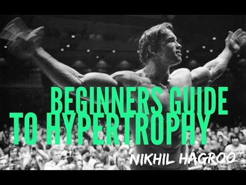 Beginner Guide to Hypertrophy (Scientific Guide to Putting on Muscle)