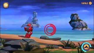 Angry Birds Transformers - Gameplay Walkthrough Part 26 - Arcee Unlocked