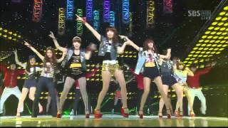 SBS인기가요 T-ara [Roly Poly in 코파카바나](633회)