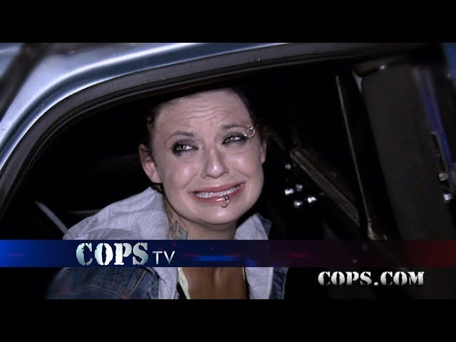 Crying Over Spilled Meth, Deputy Bodman, COPS TV SHOW
