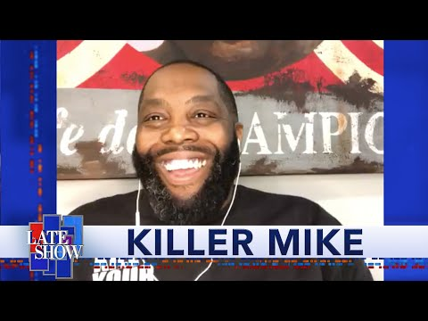 Killer Mike On His Emotional Speech In Atlanta: I Said What Was In My Heart