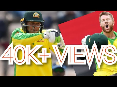 David Warner and Usman Khawaja 100 plus Opening Partnership Against New Zealand