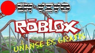 ! JUGANDO Roblox con Sub Proprietà ROBLOX . :D di DIRECTO Berseker_YT Meta 200sub !