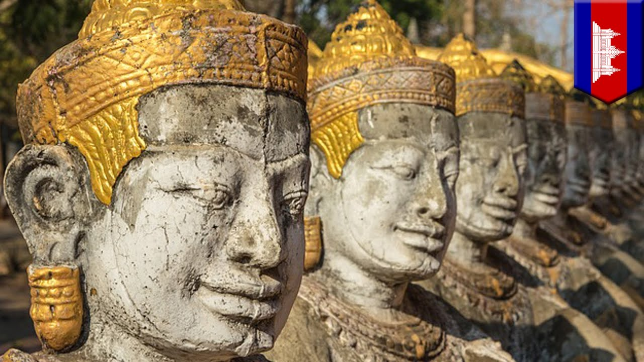 Cambodia lost cities: Vast Khmer empire discovered hidden under ...