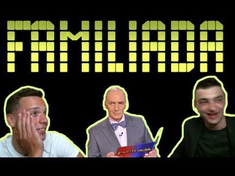 Urbix PL & Dolar grają w Familiadę!
