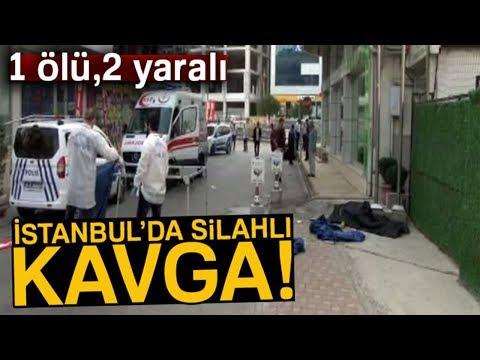 Çekmeköy'de Polisle Astsubay Çatıştı: 1 Ölü,2 Yaralı