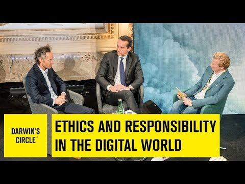 Ethics And Responsibility In The Digital World | Alex Karp & Christian Kern