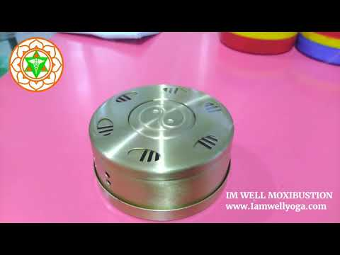 Moxibustion Therapy IM WELL CENTER