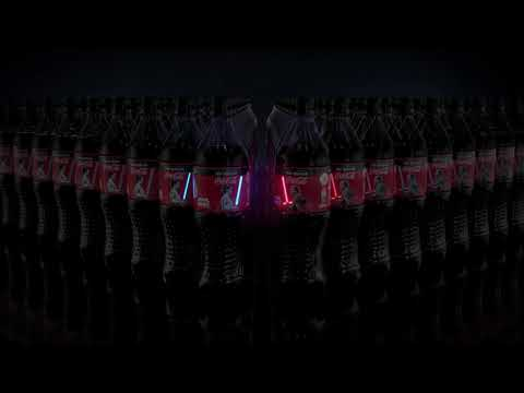 Craig Stevens - Coca-Cola Is Selling Bottles With Lightsabers