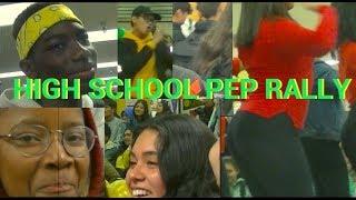 Los Angeles High School Pep Rally