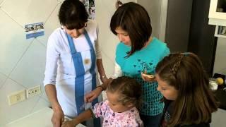 Argentine Cooking Classes: Part 2, Alfajores With Dulce De Leche