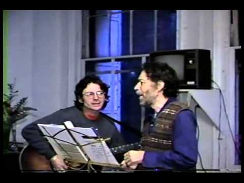 Tuli Kupferberg Live at the Brecht Forum Chameleon + lyrics   YouTube