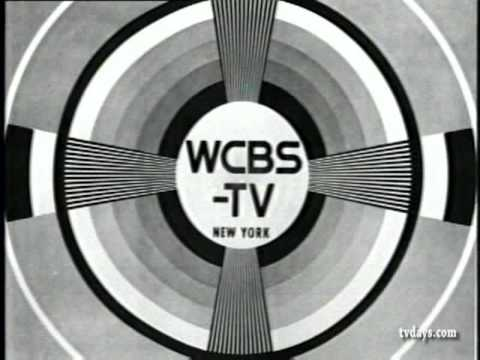 WCBS TV New York TEST PATTERN CLASSIC TV SHOWS On DVD At TVDAYS Extraordinary Old Tv Test Pattern