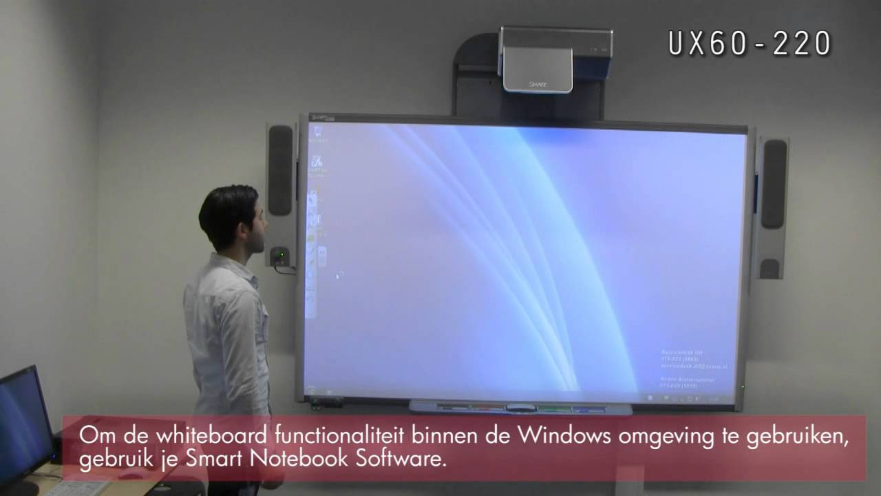 Ddcd Smartboard Ux60 220