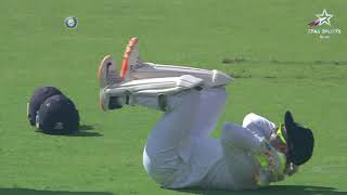 IND v ENG: Rishabh Pant showing off his acrobatics