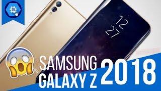 SAMSUNG GALAXY Z - MEJOR MÓVIL DEL 2018 - ¡OLVÍDATE del SAMSUNG GALAXY S9! | VÍDEO FILTRADO