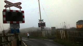 Ham hall level crossing broken