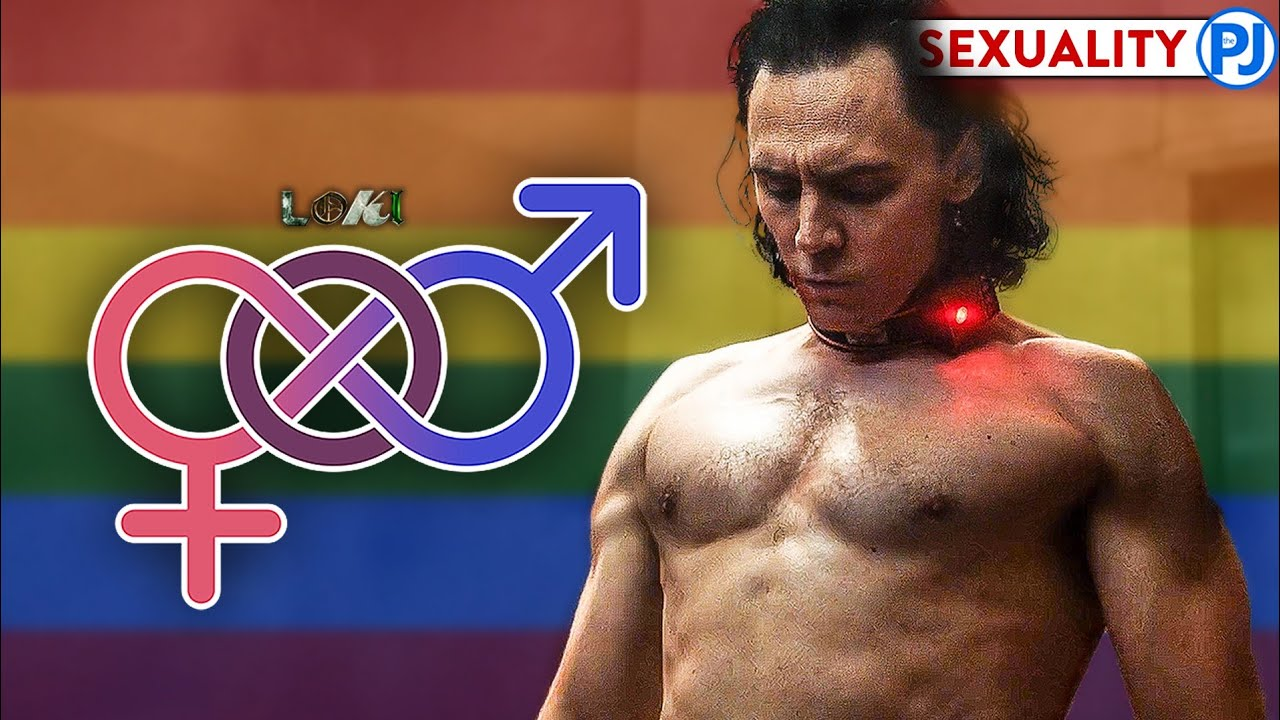 Download Loki's Sexuality and Gender Fluidity - MCU Queer Representation Is Much-Needed - PJ Explained