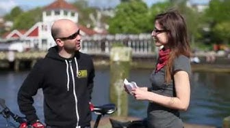 Critical Mass in Flensburg - Fahrrad Frei Doku 2014