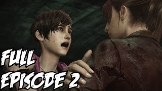 Resident Evil Revelations 2 Episode 2 Walkthrough Part 1 Full Gameplay Let