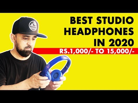 best-studio-headphones-for-music-production-,-mixing-&-mastering-|-2020