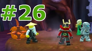 LEGO Ninjago: Shadow of Ronin - Hiroshi's Labyrinth Walkthrough (Vita)