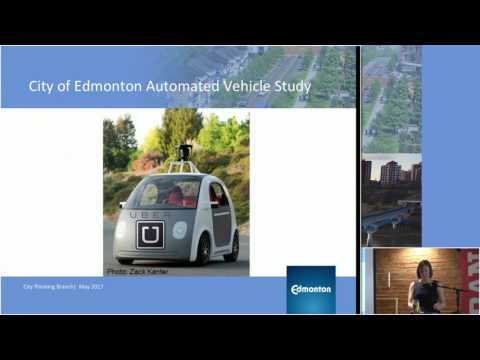Urban Systems - Automated Vehicle Technology and City Building - Erin Toop