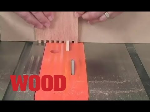 Make a Simple Box Joint Jig from Scrap Wood -- WOOD magazine