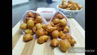 Easy evening snack/potato popcorn recipe malayalam