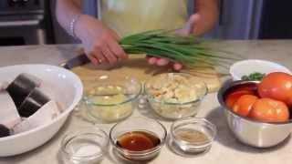 Koh Trei- Fish Stew