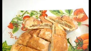 Медово-ореховый рулет с грецкими орехами. #назаметку #рецепты