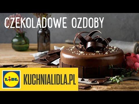 Jak zrobić czekoladowe ozdoby? Trik Pawła Małeckiego!