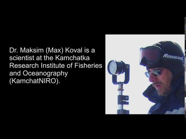 BioSonics Echosounders on the Rivers of Kamchatka