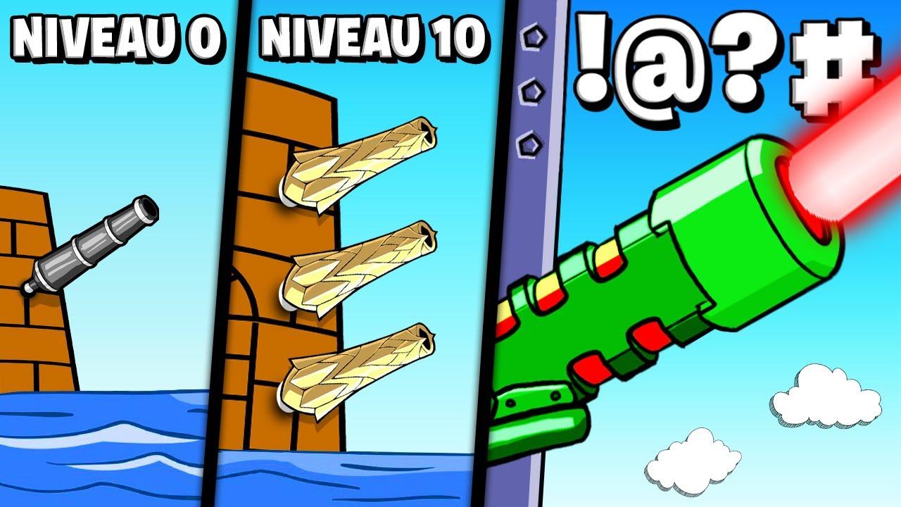 Download LES MEILLEURS CANONS POUR DÉTRUIRE LES PIRATES !! (Awesome Pirates)