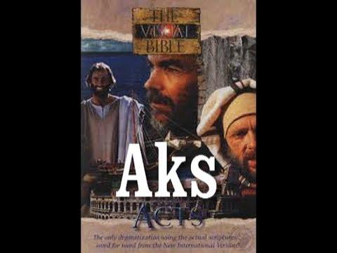 Full Jamiekan movie: Aks -  The book of Acts - Jamaican creole