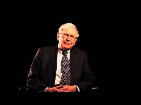 Warren Buffett on his perspective of the Real Estate Industry - 2013