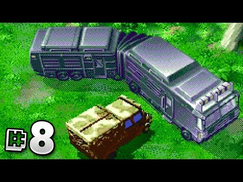 No! Not An Escort Mission?!? - The Lost World Sega Genesis | Jurassic Month