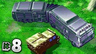 No! Not An Escort Mission?!? - The Lost World Sega Genesis   Jurassic Month
