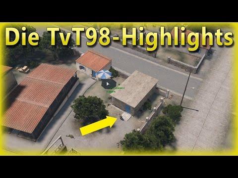 ArmA 3 - TvT98 - Kommentierte Highlights (Spectator)