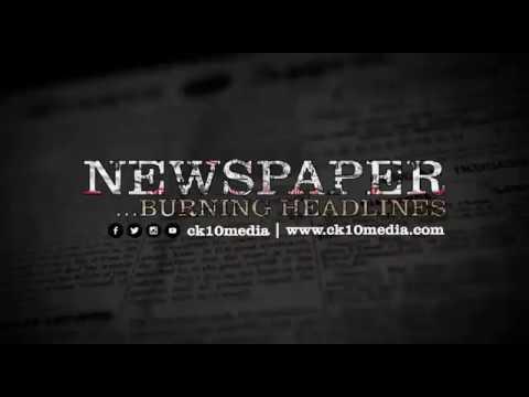 Newspaper Headline Review 21st June 2019 (Extract)