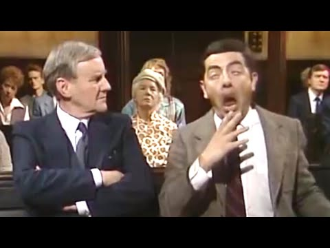 Church Trouble | Funny Clips | Mr Bean Official thumbnail