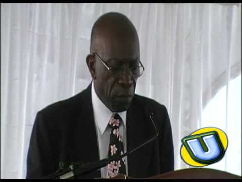 MP Jack Warner speaking at the swearing ceremony of Chaguanas Mayor Part 1