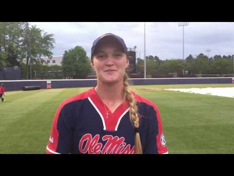 Softball - Finney Interview (Alabama)